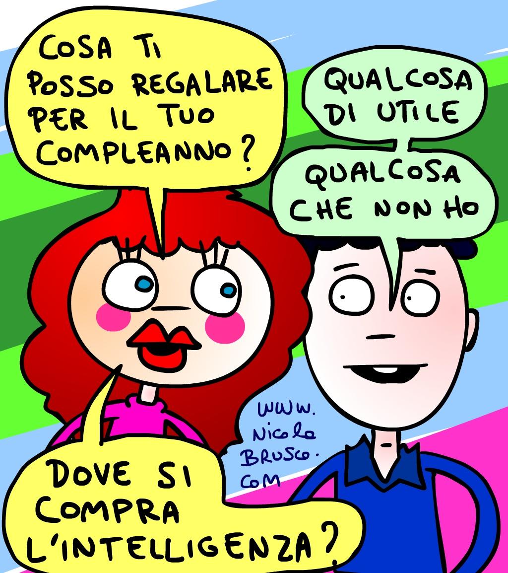 Famoso Regalo di compleanno - NicolaBrusco.com AW04